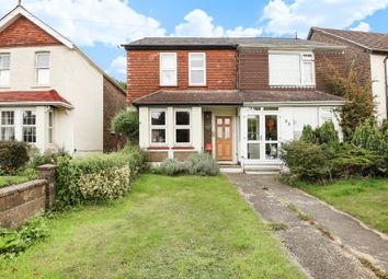 Thumbnail 3 bed semi-detached house for sale in St. Johns Road, Redhill
