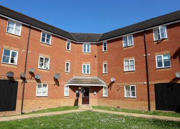 Thumbnail 2 bed flat for sale in Riverbank Way, Ashford