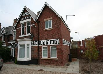 Thumbnail 2 bed flat to rent in Oakfield Road, North Ormesby, Middlesbrough