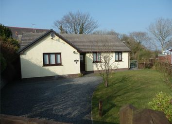 Thumbnail 3 bed detached bungalow for sale in 9 Swn Y Llethi, Llanarth, Ceredigion