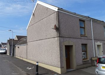 Thumbnail 2 bed end terrace house for sale in 38 Burry Street, Llanelli, Carmarthenshire