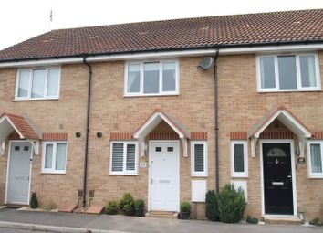 Thumbnail 2 bed terraced house for sale in Gratwicke Drive, Littlehampton, West Sussex