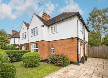 Thumbnail 3 bed semi-detached house for sale in Brookland Hill, Hampstead Garden Suburb, London