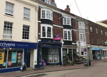 Thumbnail Retail premises for sale in 26 St Thomas St, Weymouth