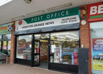 Thumbnail Retail premises for sale in Unit 4, Horeston Grange Shopping Centre, Nuneaton