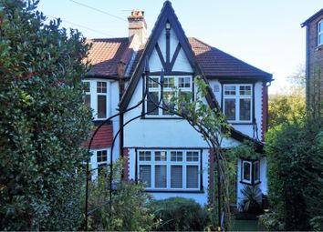 Thumbnail 3 bed end terrace house for sale in Avondale Road, South Croydon