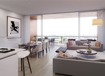 Thumbnail 3 bed flat for sale in Bronze, Buckhold Road, Wandsworth, London