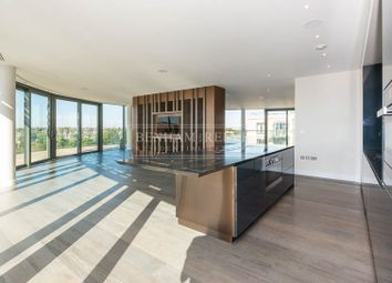Thumbnail 5 bed flat to rent in Fulham Reach, Hammersmith