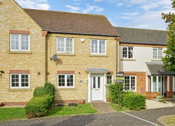 Thumbnail 3 bed terraced house for sale in Foxglove Way, Ramsey St. Marys, Ramsey, Huntingdon