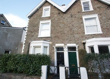 Thumbnail 3 bedroom property to rent in Alma Vale Road, Clifton, Bristol