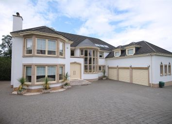 Thumbnail 6 bedroom property for sale in Wellknowe Road, Thorntonhall, Glasgow