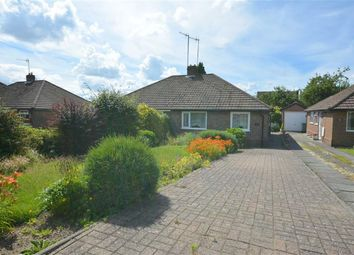 Thumbnail 2 bed semi-detached bungalow for sale in 38, Morley Avenue, Ashgate, Chesterfield, Derbyshire