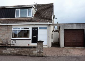 Thumbnail 3 bed semi-detached house for sale in Bankhead Crescent, Arbroath