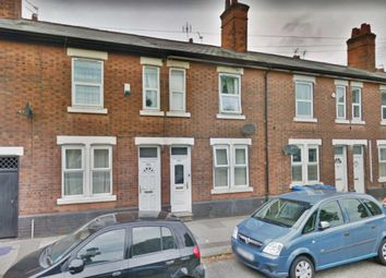 Thumbnail 3 bed terraced house to rent in Osmaston Road, Allenton, Derby