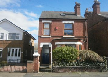 Thumbnail 4 bedroom detached house for sale in Wellington Street, Long Eaton, Nottingham