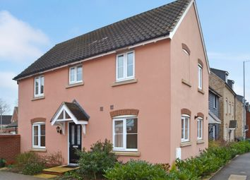 Thumbnail 3 bed end terrace house to rent in Brambling Lane, Cringleford, Norwich