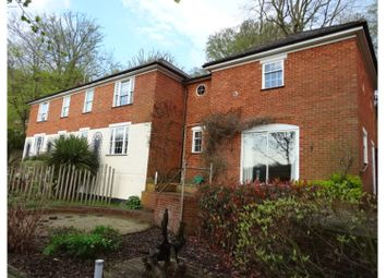 Thumbnail 4 bed detached house for sale in Silverdale Close, Penn