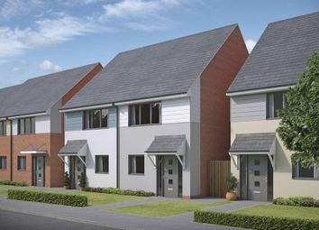 "Thumbnail 2 bed semi-detached house for sale in ""Dean"" at Chester Pike, Newcastle Upon Tyne"