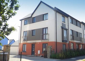 Thumbnail 4 bed end terrace house for sale in Linhay Lane, Plymstock, Plymouth