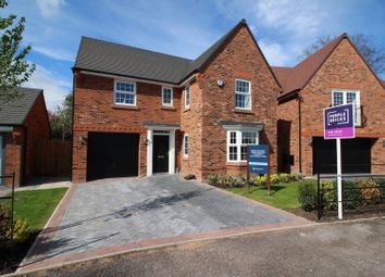 Thumbnail 4 bed detached house for sale in Bramwell Way, Bollin Park, Wilmslow