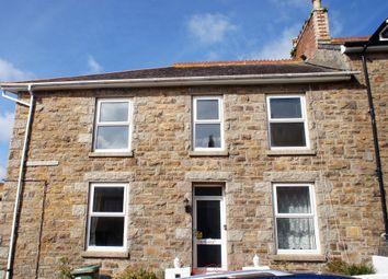 Thumbnail 3 bedroom end terrace house for sale in Lescudjack Road, Penzance