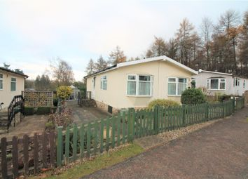 Thumbnail 2 bed mobile/park home for sale in St James Park, Lower Milkwall, Coleford