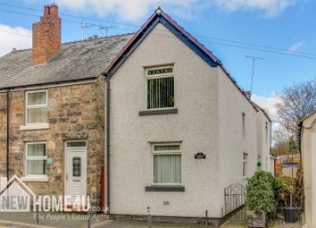 Thumbnail 3 bed detached house for sale in Castle Street, Caergwrle, Wrexham