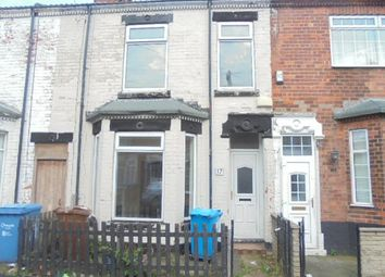 Thumbnail Terraced house for sale in Devon Street, Hull, East Yorkshire