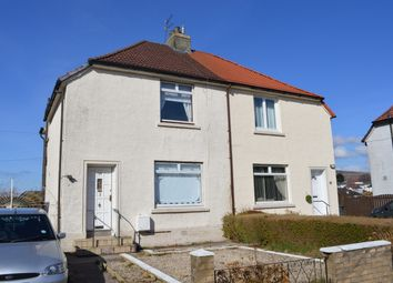 Thumbnail 3 bed semi-detached house for sale in Broom Drive, Clydebank