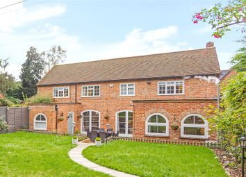Thumbnail 3 bed detached house for sale in Midgham Park, Midgham, Reading
