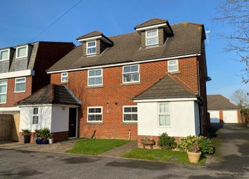 Spinnaker Mews, Warsash, Southampton SO31. 4 bed semi-detached house for sale