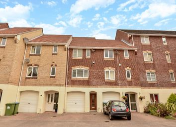 Thumbnail 3 bed town house for sale in Pacific Close, Ocean Village, Southampton