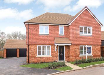 Thumbnail 4 bed detached house for sale in Harfield Crescent, Medstead, Alton, Hampshire