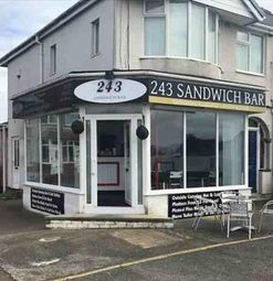 Thumbnail Restaurant/cafe to let in 243 Sandwich Bar, 243 Fleetwood Road, Cleveleys