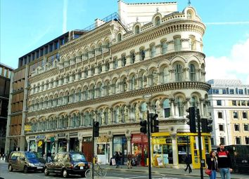 Thumbnail Serviced office to let in Queen Victoria Street, London