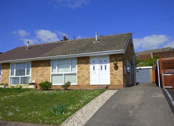 Thumbnail 2 bedroom semi-detached bungalow for sale in Wyebank Way, Tutshill, Chepstow