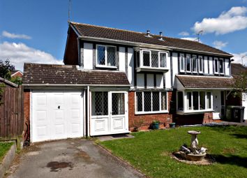 Thumbnail 3 bedroom property for sale in Redstone Close, Redditch