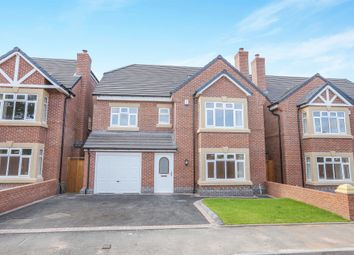 Thumbnail 5 bed detached house for sale in Stokes Gardens, Wolverhampton