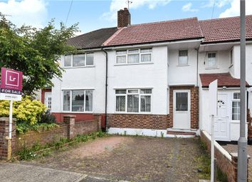 Thumbnail 3 bed terraced house for sale in Canfield Drive, Ruislip, Middlesex