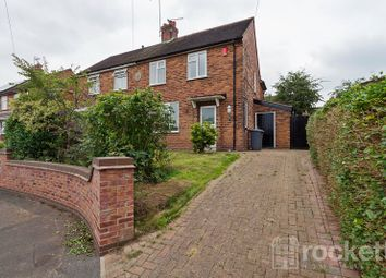 Thumbnail 2 bed semi-detached house to rent in Weston Close, Newcastle-Under-Lyme