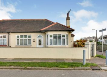 3 bed semi-detached bungalow for sale in Weybourne Gardens, Southend-On-Sea, Essex SS2