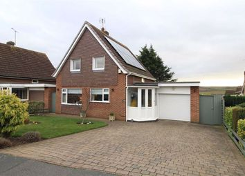 Thumbnail 4 bed detached house for sale in Aldene Way, Woodborough, Nottingham