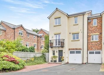 Thumbnail 4 bed end terrace house for sale in Faraday Court, Nevilles Cross, Durham, Co Durham