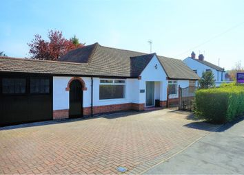 Thumbnail 2 bed detached bungalow for sale in Lena Drive, Groby