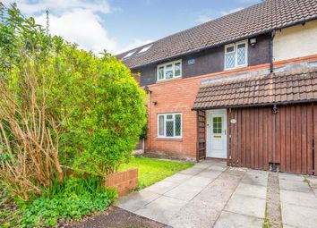 Thumbnail 3 bed terraced house for sale in Gregory Close, Old Hall, Warrington, Cheshire