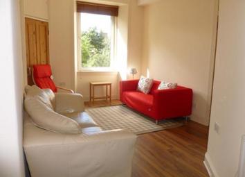 Thumbnail 1 bed flat to rent in Wheatfield Street, Edinburgh