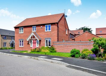 Thumbnail 4 bed detached house for sale in Victoria Way, Hucknall, Nottingham