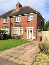 Thumbnail 3 bed semi-detached house to rent in Daisybank Crescent, Walsall