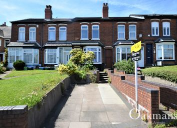 Thumbnail 3 bedroom terraced house for sale in Warwards Lane, Birmingham, West Midlands.