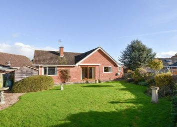 Thumbnail 2 bed bungalow for sale in Hillary Drive, Kings Acre, Hereford